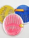 hem hushåll sy-kit box av nålar paketskiv nål handgjorda sy-på st diy verktyg (slumpmässig färg)