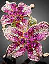 Inele Afirmatoare Aliaj Zirconiu Cubic La modă Declaratie de bijuterii Culoare ecran Bijuterii Petrecere 1 buc
