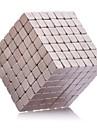 Jouets Aimantes 216 Pieces 5 MM Jouets Aimantes Blocs de Construction Boules magnetiques Gadgets de Bureau Casse-tete Cube Pour cadeau