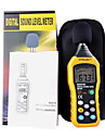HYELEC MS6708 LCD Digital Audio Decibel Sound Noise Level Meter Monitor dB Meter Measuring Logger Tester 30 dB to 130 dB