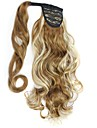 Excellent Quality Synthetic 20 Inch Long Curly Clip In Ponytail Hairpiece