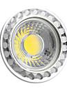 5W GU5.3(MR16) LED-spotlights MR16 COB 400-450 lm Kallvit AC 12 V