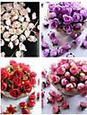 """Flori de Nuntă Formă liberă Trandafiri Decorațiuni Nuntă Petrecere / Seară Mătase 1.18""""(Approx.3cm)"""