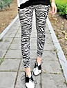 LEGGINGS ( Acrylique/Viscose ) Mince - Imprime