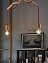 maishang® kronor mini stil moderna / samtida vardagsrum / sovrum / matsal / grupprum / kontor trä / bambu