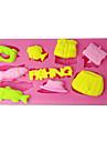 moule en silicone outils de peche gateau moules de conception
