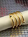 6pcs inel pentru șervețele de fier praștie