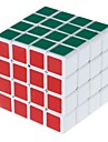 Shengshou® Slät Hastighet Cube 4*4*4 Hastighet Magiska kuber Ivory PVC / ABS
