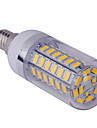 15W E14 Ampoules Mais LED T 60 SMD 5730 1500 lm Blanc Chaud / Blanc Froid AC 85-265 V 1 piece