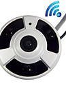 Dag Natt/Rörelsedetektor/Dual Stream/Fjärråtkomst/IR-cut/Wi-Fi-Skyddad Setup/Plug and play - IP-kamera) - till Inomhus - Mini