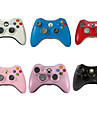 trådlös fjärrkontroll chock spelkontroll konsol för Microsoft Xbox 360
