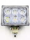 Feux anti-brouillard/Phares de jour/Lampe de lecture/Feux de recul/Baladeuse/Lampe pour le Travail (6000K ,Intensite