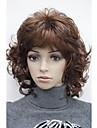 """nytt mode charmiga 14 kvinna kort lockigt syntetisk peruk"""""""