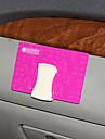 shunwei®car carte d\'affaires connexion 3m du vehicule de support de colle crochet (choix de couleur)