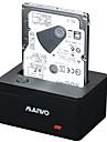 "maiwo K208 USB 3.0 de vitesse super 2.5 ""/ hdd sata hdd de station d\'accueil ssd"