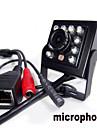 720P Mini IR IP Camera Indoor Hidden 940nm Ir Led Ip Camera Pinhole Smallest Night Vision Audio Camera