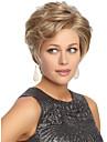 les femmes de haute qualite Europe et en Amerique syntheic blonds extensions perruque