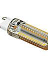 4W G9 Ampoules Mais LED T 104 SMD 3014 350 lm Blanc Chaud AC 100-240 V 1 piece