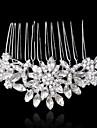 Vintage carbonneau vintage rhinestone/Crystal/Diamomd wedding hair comb For Bridal