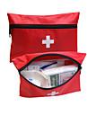 rundong® bil första hjälpen portabelt medium pack, resa hem brandskydds pack