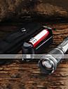 details sur Cris XM-L T6 conduit 2200lm lampe de poche 18650 batterie + chargeur + etui