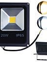 20W Projecteurs LED LED Haute Puissance 2000 lm Blanc Chaud / Blanc Froid Decorative AC 85-265 V 1 piece