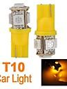 LED - Instrumentljus/Läslampa/Registreringsskyltlampa/Sidoljus/Blinkerljus/Bromsljus/Backljus Bilar/SUV