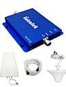 GSM 900MHz DCS 1800MHz repeteur bi-bande DCS amplificateur de signal de mobile gsm telephone mobile repeteur de signal kits complets