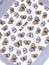 1 Autocollant d\'art de clou Bijoux pour ongles Autocollants 3D pour ongles Adorable Maquillage cosmetique Nail Art Design