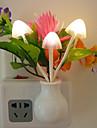 den nya kreativa infall färgglada lotus ledde sensor ljus energibesparande belysningsstyrning natt