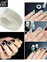 1st franska nail art tips nail art tejp franska spik tips guidar spik verktyg manikyr verktyg