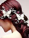 Butterfly Shaper Hair Flower Bride Hair Wedding Headdress Wedding Accessories One Piece