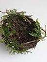 Blommor/Botanik Djur Trä Nickel Dokument Traditionell Dekorativa tillbehör
