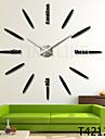 Horloge murale - Nouveaute - Moderne/Contemporain - en Acrylique/Metal