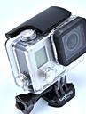 GoPro Tillbehör Slät Frame / Skyddsfodral / Vattentätt hus / Montering Vattentät, För-Actionkamera,Gopro Hero 3+ / GoPro Hero 4 1pcs
