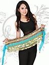 Belly Dance Performance Hip Scarves Children\'s Polyester Fashion Coins Hip Scarves (More Colors)
