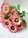 Une succursale Polyester Tournesols Fleur de Table Fleurs artificielles 24(9.45\'\')