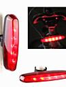 Eclairage de Velo / bicyclette / Ampoules LED / Lampe Arriere de Velo LED / Laser - Cyclisme Avertissement 400 Lumens USB Cyclisme