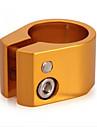 Velo Tige de selle serrage inner diameter: about 28.6mm Cyclisme/Velo Ajustable Alliage-gold/black seatpost