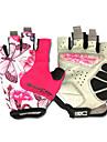 Basecamp® Gants sport Femme Homme Tous Gants de Cyclisme Printemps Ete Automne Gants de Velo Les mitaines Nylon Polyester Polyurethane Gel