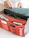 Unisex - Pânză / Acrilic - Outdoor / Folosire Profesională - Geantă Cosmetice - Roz / Albastru / Verde / Portocaliu / Roșu / Negru