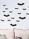 Halloween bat pvc stickers muraux stickers muraux