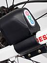 Velo Serrures de velo Cyclisme/Velo / Velo tout terrain/VTT / Velo de Route / Velo a Pignon Fixe / Cyclotourisme penggera Noir ABS
