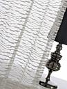 en panel elfenben mosaik jacquard ren gardin drapera