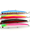 4 PCS Hard Bait Popper 126MM 16.3G Sinking Fishing Lure (Color Assorted)