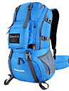 OSEAGLE Nylon Backpack Hiking Bag Camping Travel Rucksack Sports Waterproof Pack 45L