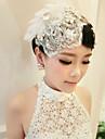 Dame Akryl Headpiece-Bryllup / Spesiell Leilighet Barette 1 Deler