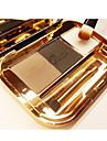 3 Palette de Fard a Paupieres Sec / Lueur / Materiel Fard a paupieres palette Poudre Normal Maquillage Quotidien