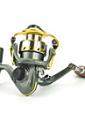 Ice Fishing Reel / Fiskerullar Ice Fishing Reel 5.2:1 12 Kullager utbytbarBait Casting / Isfiske / Spinning / Färskvatten Fiske / Andra /