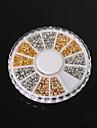 beadia Aprecierea Bijuterii asortate dimensiune 2.0mm 2.5mm 3mm crimp margele margele de semințe de capăt din alamă margele mici de